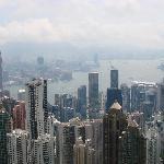 A classic Hong Kong view