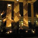 Lobby of Coba Resort