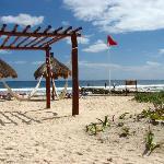 Beach of Coba / Akumal Resort