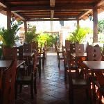 terrazza ristorante e colazione