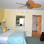 Another view of our room