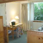 Desk In Sitting Room~Room # 208~February 2010