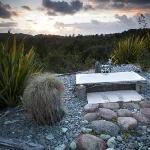 Garden Bath at Ferry Mans Cottage