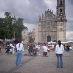 Tepotzotlan Mexico Templo de San Francisco Javier 2