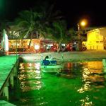 San Pedro at Night