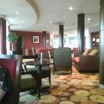 spacious,clean lounge