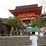 Kiyomizu Temple (more stairs)