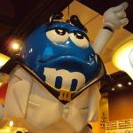 m&m's world @ Times Square