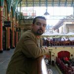 Inglaterra - Londres Mercado de Covent Garden