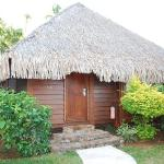 Our garden bungalow- Moorea