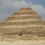 Step Pyramid at Saqqara
