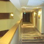 Floor hall