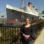 Touring the Queen Mary