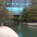 Convention Center over the Riverwalk