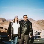 Bilde fra Hoover Dam