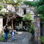 Homeikan Morikawa, systerRyokan till Honkan.