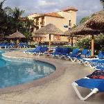 Las piscinas, espacios para disfrutar