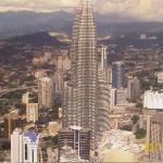 Bilde fra Petronas Twin Towers