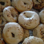 great boiled bagels