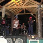 Foxtrot Reggae Band are regulars at the Palms