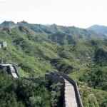 Jingshanling Great wall by John Ping the driver of Beijing