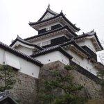 Komine Castle Remains
