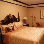 Our beautiful King room...401