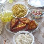 Dinner- Langostino Tails