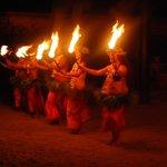 Polynesian show!