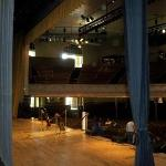 The Ryman again nfrom the stage