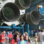 One of the Apollo spaceship.