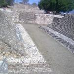 Oaxaca Mex Monte Alban Juego de Pelota 1