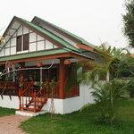 """Lotus"" house"