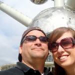 Atomium and us.