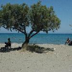 Beautiful Kalavarda beach