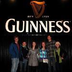 Bilde fra Guinness Storehouse