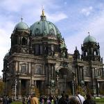 The magnificent Berliner Dom. It was so awesome.