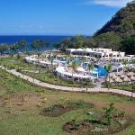 RIU resort pools and beach guanacaste CR