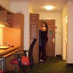 Room length