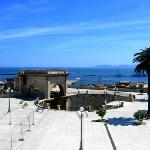 bastion of San Remy, heart of Cagliari