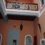 Riad intérieur