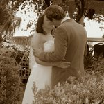 First Dance as Mr and Mrs...x