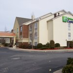 Holiday Inn Express Alpharetta-Roswell