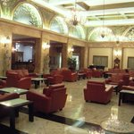 Congress Plaza Hotel Lobby