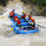 Raft the Kicking Horse