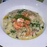 These guys know how to do a seafood risotto