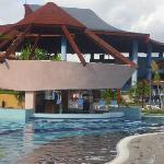 bar dans la piscine fabuleux