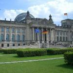 Bundestag  August 2008