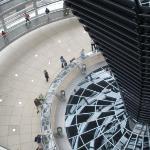 Reichstag Dom  August 2009