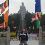 HKG- Arany Buddha